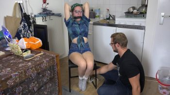Luna Grey – Trashy Girl Next Door – Restricting Ropes