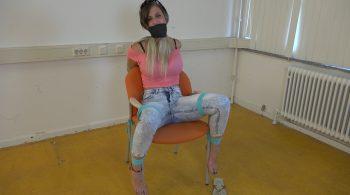 Julie Vega – Left By Boyfriend HD – Restricting Ropes