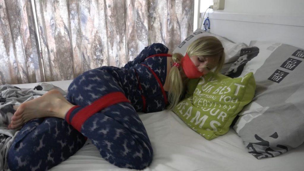 Julie Vega – Bondage Dreaming HD – Restricting Ropes