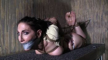 Regret Turns To Fear – Raven Eve – Brendas Bound Bondage Addictions