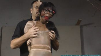 Futile Struggles – Severe Tape Bondage for Rubee – Part 1 – Rubee Rox