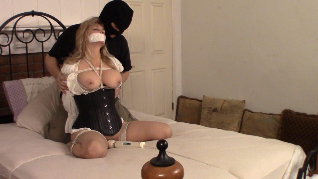 Bedroom Bondage Orgasm for Lorelei – BEDROOM BONDAGE by Lorelei