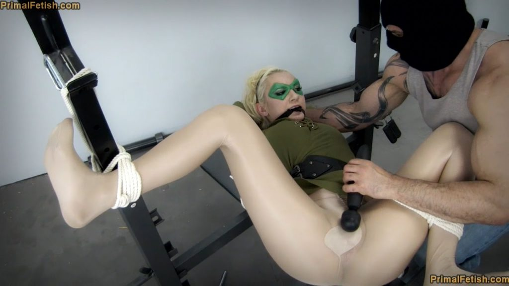 Verdant Avenger: Captured and Violated – Primal's SUPERHEROINE SHAME