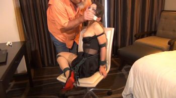 Brooke: Tied and Carried Away – Bondage by Ivan Boulder
