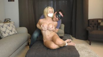 Chloe in: Help! The Fiend Just Grabbed Me, Tied Me Up While I Was Naked & Robbed My House! – Borderland Bound