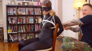 Chrissy Marie.. Thief Caught and Chairtied – ShinyBound Productions