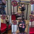 Chrissy Marie_Belt Bound and Muzzled