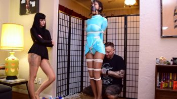 Honey Dew.. Ice Skater Bound For Trouble Part 1-2 – ShinyBound Productions