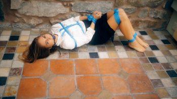 Rachelle Summers: Fraudster To Sex Slave! – Restrained Elegance