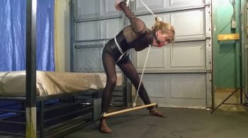 Star Nine.. Spreader Bar Strappado – ShinyBound Productions