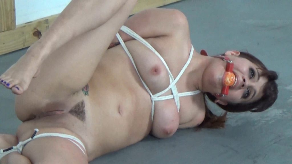 The Brutal Submission Of Raquel! Part Two – Badman's Bondage Babes!