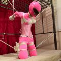 Trip Six Pink Power Ranger Peril