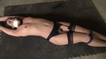Wenona: Stretched out – Bondage by Ivan Boulder