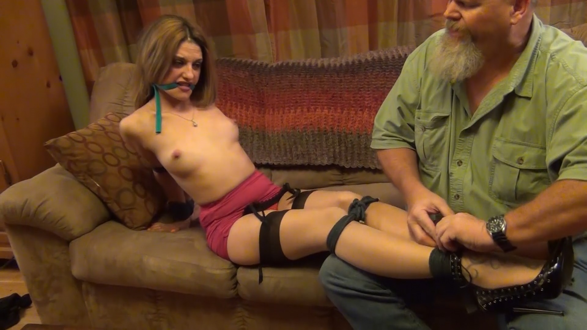 Briella Jaden Thinks She Wants Bondage