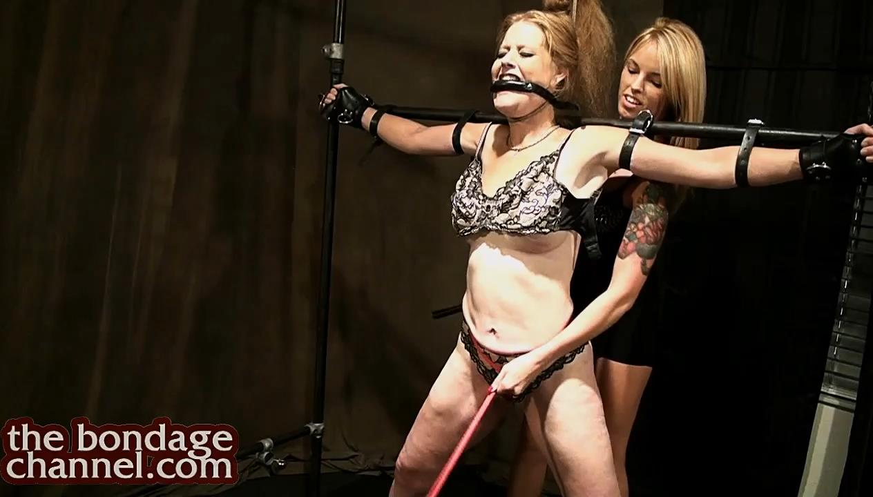 Dancer Torments MILF