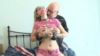 Skyler Synn Restrained Teen