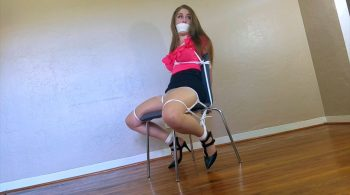 Terra Mizu.. Solicitor Gets Chairtied and Fondled – ShinyBound Productions