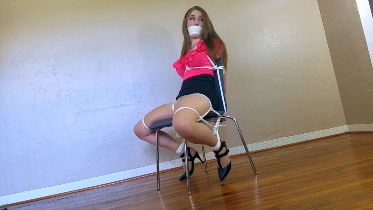 Terra Mizu Solicitor Gets Chairtied and Fondled