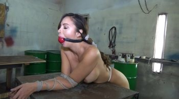 BUSTY ASIAN BEAUTY BOUND & FORCED TO CUM – MILF GiGi's Bondage Fantasies