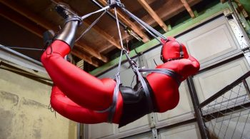 Nadia White.. Living Doll Suspended and Vibed – ShinyBound Productions