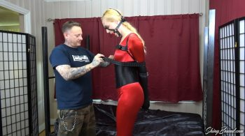 Ariel Anderssen.. Spandex and Leather – ShinyBound Productions