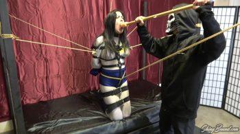Cassandra Cain.. Batwoman Vs. The Black Mask Part 4 – ShinyBound Productions