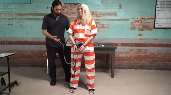 Constance arrested on spring break part#2 – Handcuffed Girls