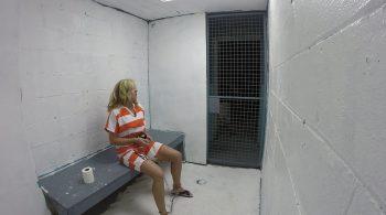 Dakkota at intake and court part#2 – Handcuffed Girls