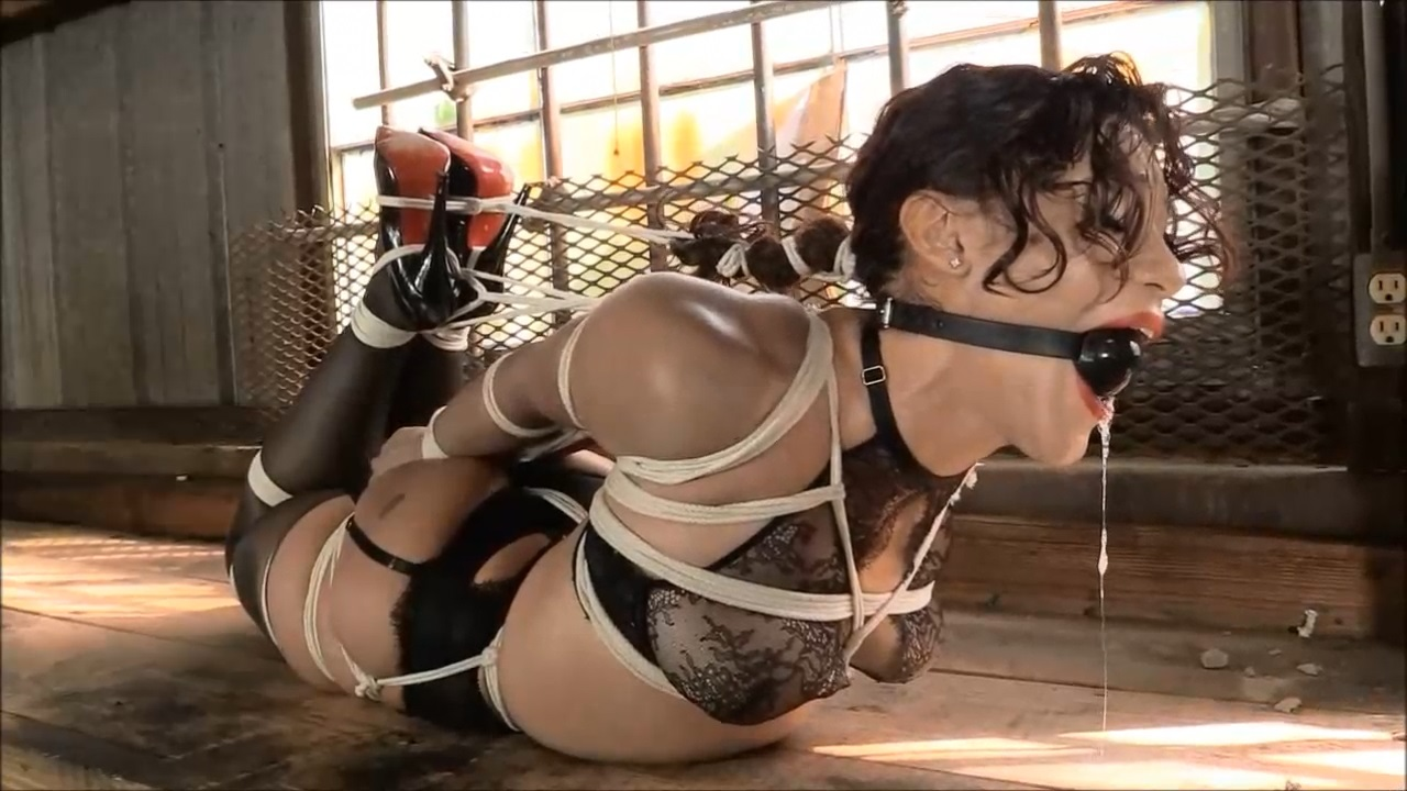 Enchantress Realizes His Hogtie Is No Joke
