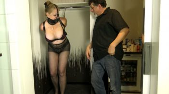 Kristyna Dark – What Happens In Vegas Part Three – Cinched and Secured