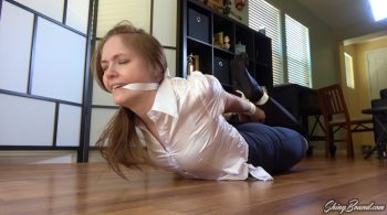Rachel Adams.. Wrists to Ankles – ShinyBound Productions