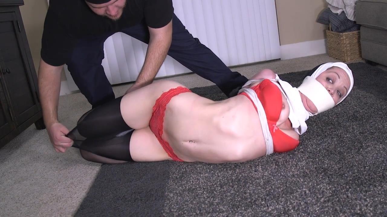 Sister Chrissy_They have me Tied up and gagged