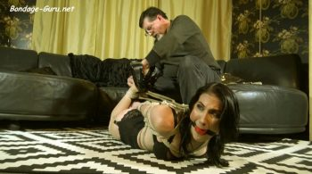 Raven Wants It – Cinched and Secured