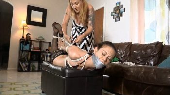 She Thought She Was Interviewing For A Dominatrix Position But She Was Wrong – Brendas Bound Bondage Addictions
