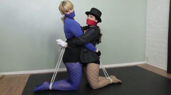 Zatanna & Canary: Ivy's Lucky Day – Tracy Jordans World of Fetish