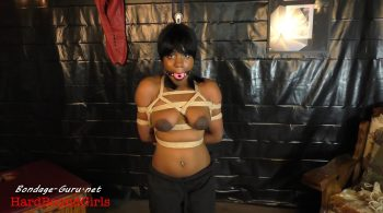 Billie Dungeon Suspension – Hard Bound Girls