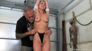 Chrissy's Erotic Stretch & Backbend Tease – Captive Chrissy Marie