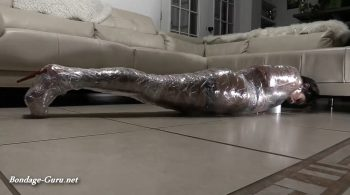 Naughty BabySitter Sahrye Mummified – Enchanted-Fantasies