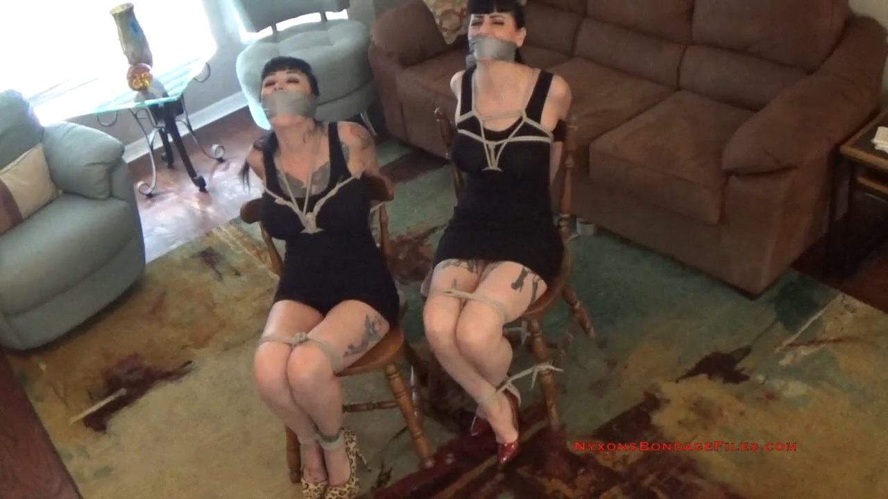 Nyxon and Luna Dawn_Brat Twins part1