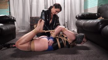 The cute neighbor girl continued… – Bondage: JJ Plush, Born to be Bound