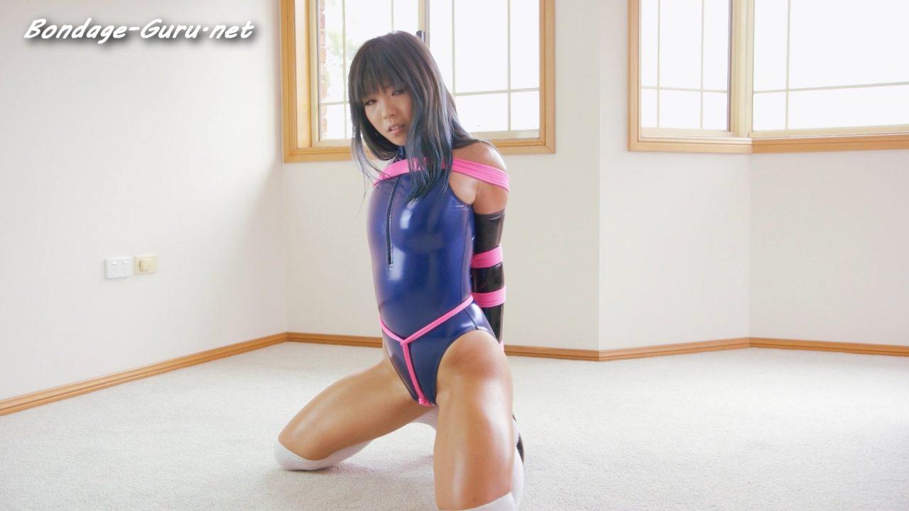 Metallic Blue Realise Bodysuit