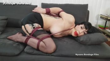 Nyxon Is The Reluctant Girlfriend – Nyxons Bondage Files