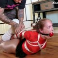 Rachel Adams_Tied Up After Dance Class