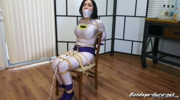 Cassandra Cain.. Batwoman Chairtied and Auctioned Off – ShinyBound Productions