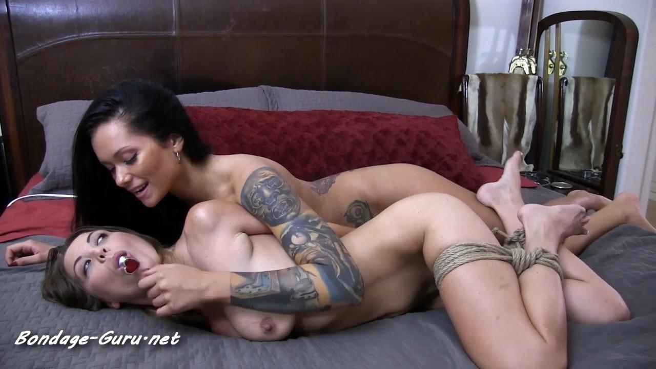 Chrissy and Maria_Bedroom Bondage Fun Full