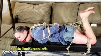 Genevieve's Real Life Play Time – Cinched and Secured
