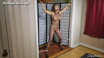 Lucy Purr.. The Pleasure Prisoner Part 1 – ShinyBound Productions