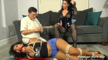 Sahrye and Raven – The Rehearsal – Cinched and Secured