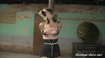Webcam girl problems – Bondage: JJ Plush, Born to be Bound