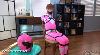 Alexa Nova.. Pink Power Ranger Peril – ShinyBound Productions